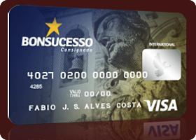Como solicitar o Cartão de Crédito Bonsucesso