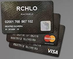 Como solicitar Cartão de Crédito Riachuelo