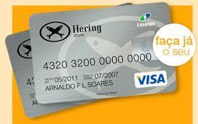 Como solicitar o Cartão de Crédito Hering