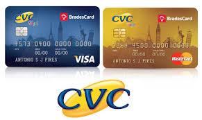 11eec44eaa Como solicitar o Cartão de Crédito CVC - Fazer Cartão