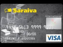 69014b5a4 Como solicitar o Cartão de Crédito Saraiva - Fazer Cartão