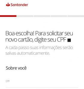 CPF Santander Free