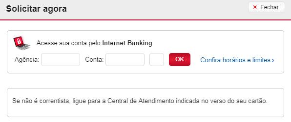 38edfb995b15c Segunda via fatura bradescard online - Cartão de Crédito - Boleto ...