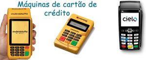 Máquinas de Cartão de Crédito
