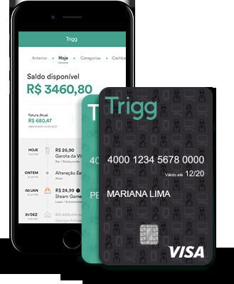 Como solicitar o Cartão de Crédito Trigg - Fazer Cartão