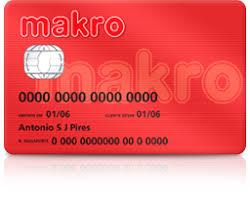 Como solicitar o Cartão de Crédito Makro