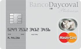 Cartão de crédito Mastercard Platinum