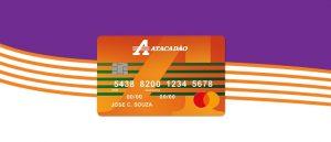 Solicitar cartão de crédito Atacadão