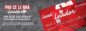 Solicitar cartão de crédito Leader