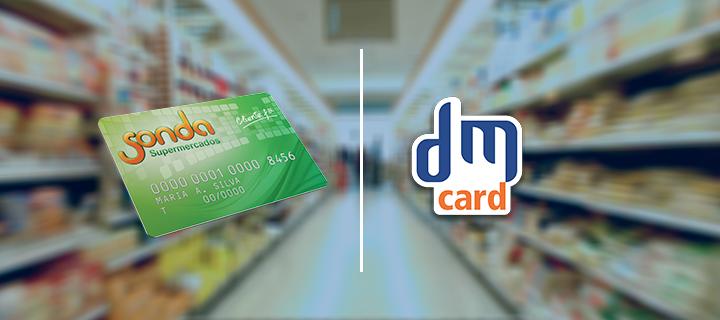 Solicitar cartão de crédito Sonda Supermercado